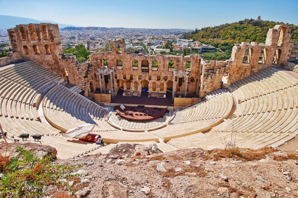 Atėnai Graikija