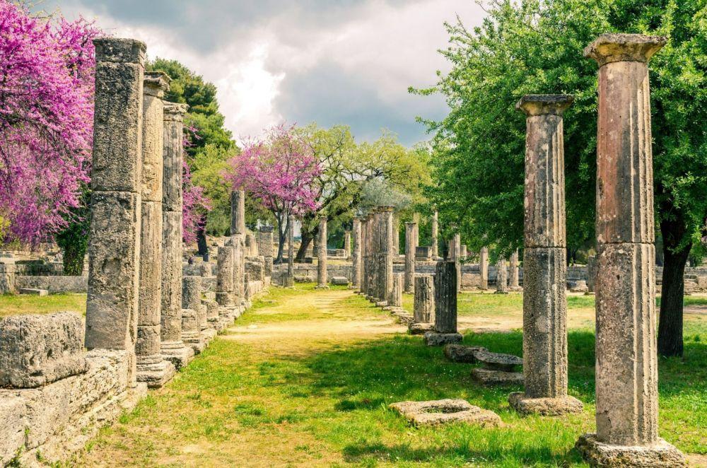 Olimpija Graikija