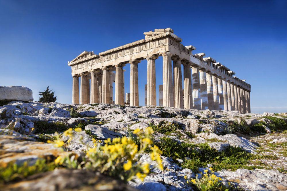 Partenono šventykla Graikijoje