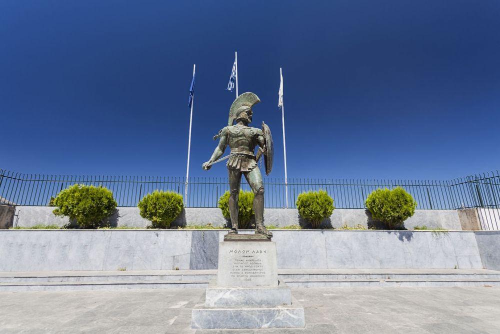 Sparta Graikija