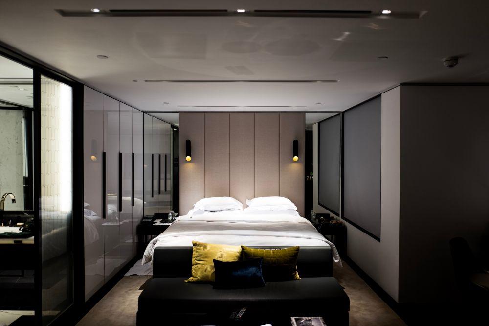 Miegamojo apšvietimas