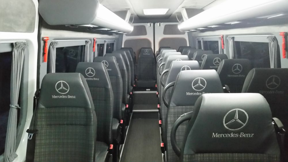 Mikroautobusu nuoma 30 vietu