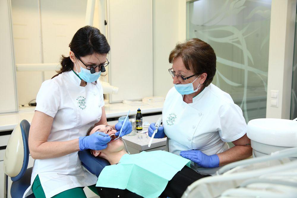 Odontologė J. Grigaitienė