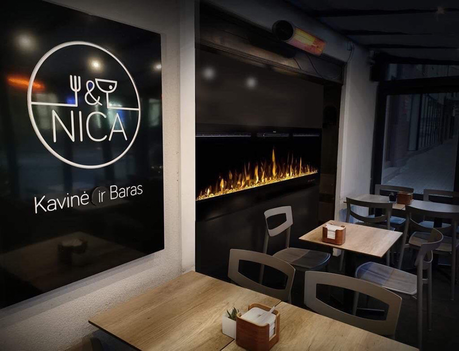 Kavinė baras Marijampolėje Nica