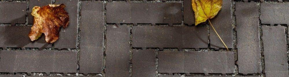 Klinkerio grindinys
