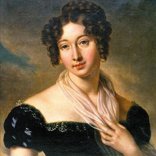 Sofija Tyzenhauzaitė de Šuazel-Gufjė