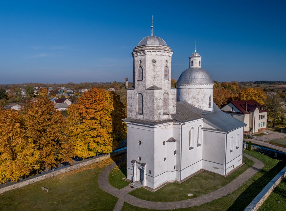 Kruonio Švč. Mergelės Marijos Angelų Karalienės bažnyčia