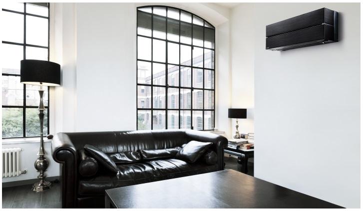 Namų puošmena – išskirtinio dizaino ir kokybės oras-oras šilumos siurbliai