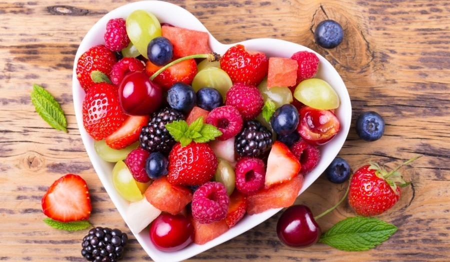 10 naudingų produktų jūsų širdžiai
