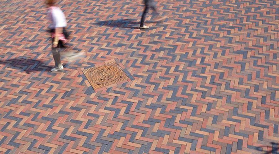 Klinkerinių grindinio trinkelių klojimo darbai. Bendrosios rekomendacijos