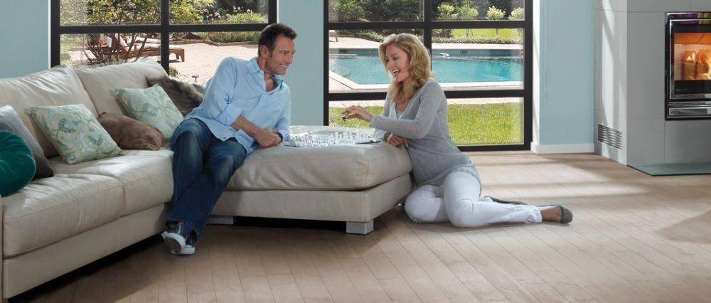 Tinkama alyvuotų grindų priežiūra sutaupys Jūsų laiką ir pinigus