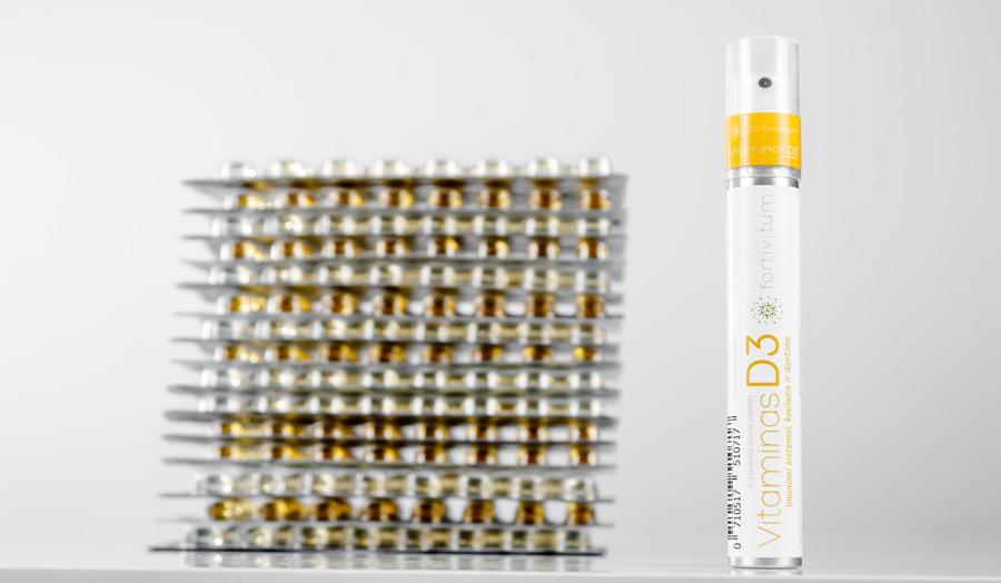 Kaip atsirinkti tinkamą vitaminą D?