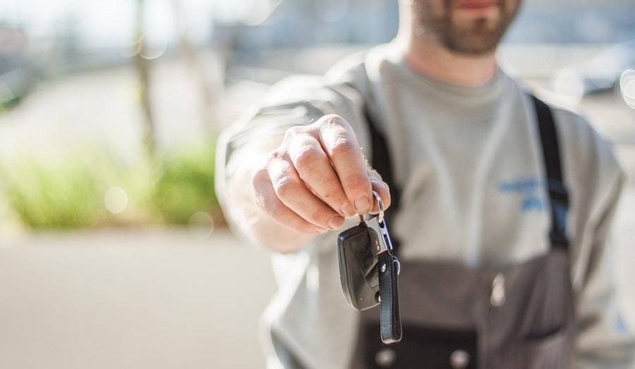 Automobilių raktų gamyba: kai automobilio neįmanoma atrakinti