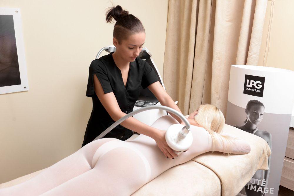LPG liekninamasis masažas - mokslo ir grožio sąjunga