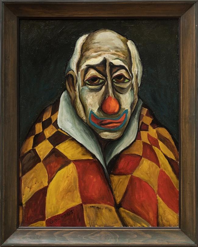 """Stanislovo Glinskio tapybos darbų paroda """"Kelias"""""""