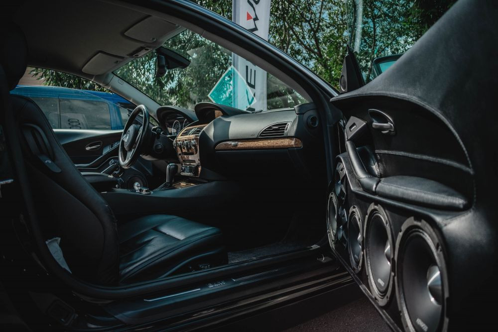 Švaros palaikymas automobilyje