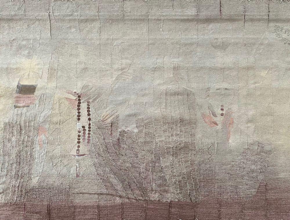 Jubiliejinė Danutės Kvietkevičiūtės tekstilės darbų paroda