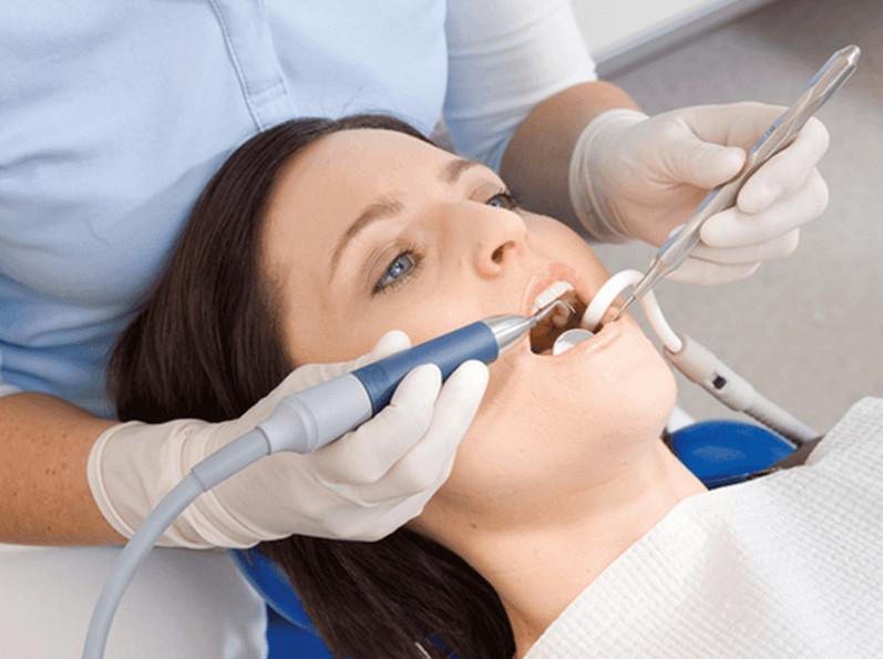 Periodontologinė Vector paro burnos higiena