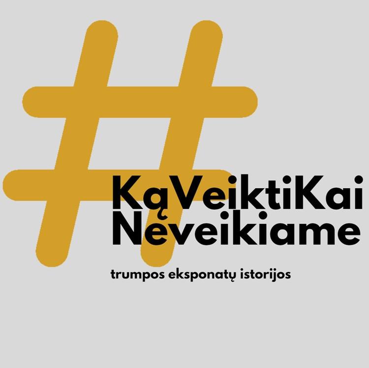 Lietuvos nacionalinis muziejus pristato virtualias parodas, bei įdomiausius eksponatus