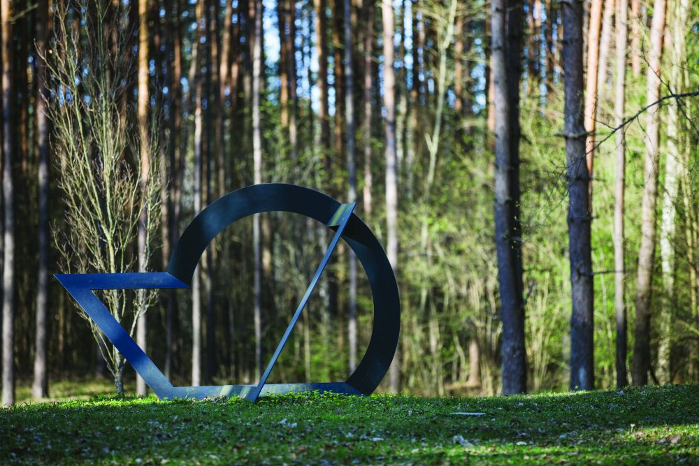 Metų laikai Europos parke: skirtingai atsiskleidžianti meno ir gamtos harmonija