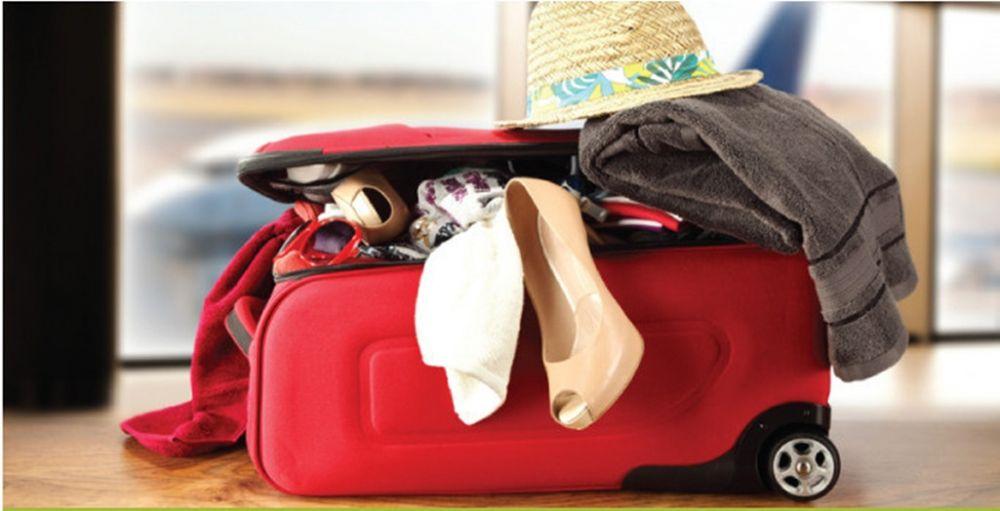 Kaip protingai išsirinkti lagaminą?