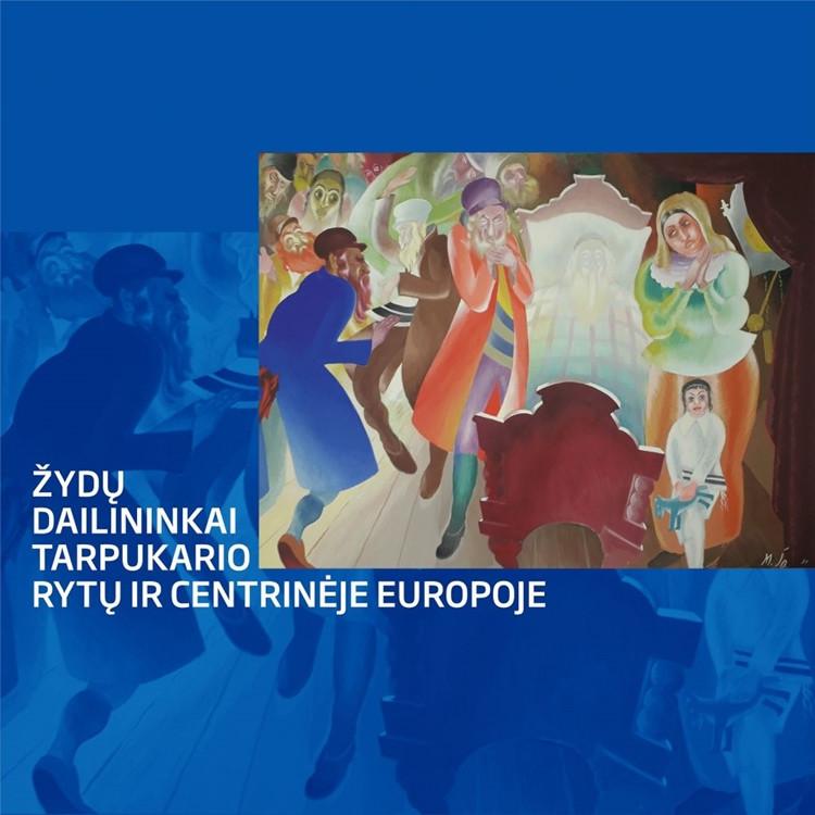 Tarptautinėje parodoje – žymiausių Latvijos žydų dailininkų darbai