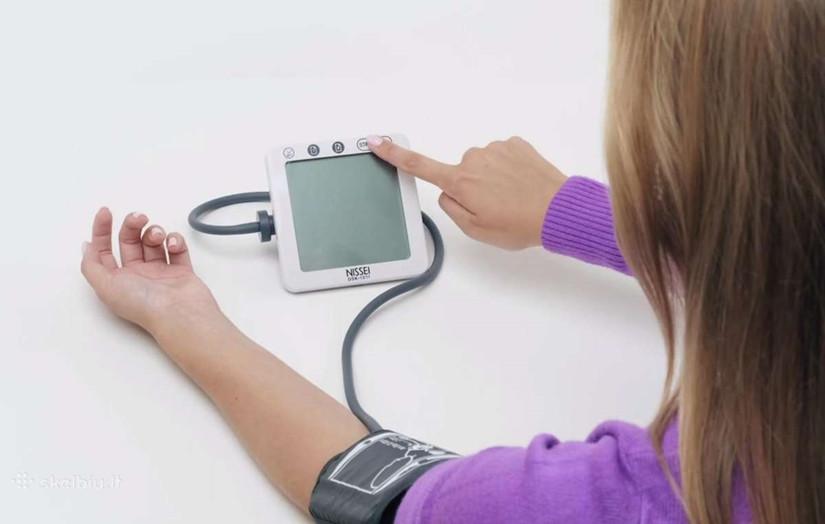 medicinos aparatai hipertenzijai gydyti)