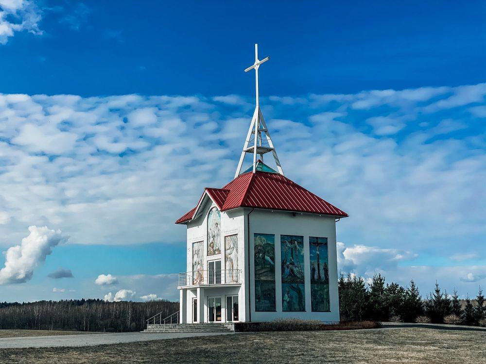 Kardinolo V. Sladkevičiaus tėviškė, Guronių Rožinio slėpinių parkas