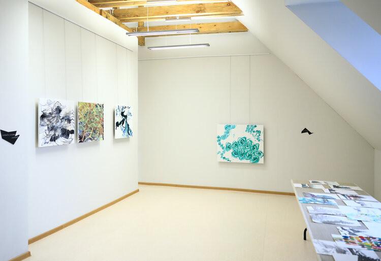 Kražiai - rezidencijos menininkų darbuose
