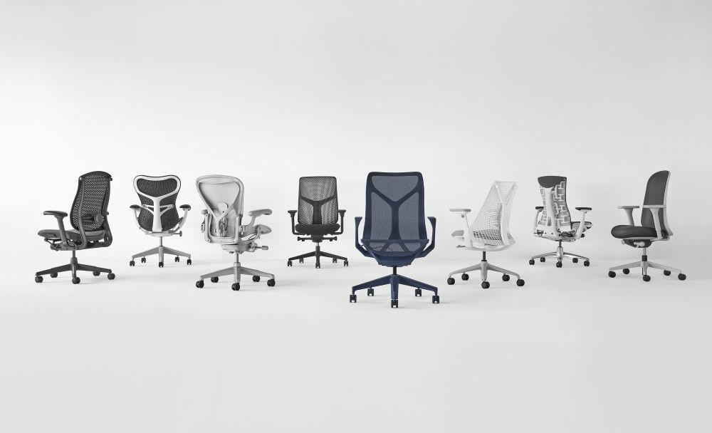 5 priežastys, kodėl ergonomiškos kėdės – idealus sprendimas darbui ir komfortui