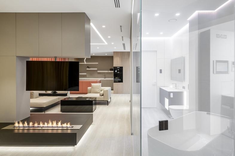 Į išmaniausiojo šalyje statusą pretenduojantis biuras viduje įrengė tikrą butą: išmėginti naujausias technologijas kviečiami visi norintys