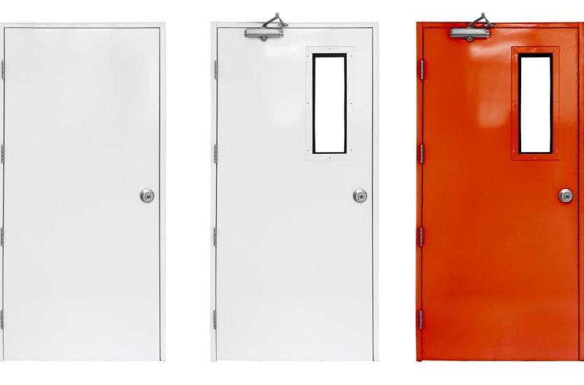 Specialios paskirties durys namui arba butui