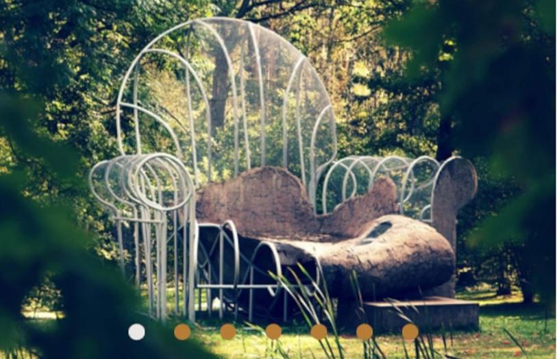 Europos parko mobilioji programėlė – kvietimas į meno ir gamtos pasaulį pažvelgti kitaip