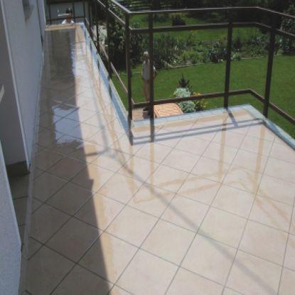 Balkonų/terasų hidroizoliacijos sprendimai