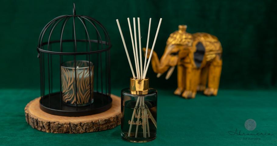 Kvapai namams. Kas geriau: žvakė ar lazdelės?