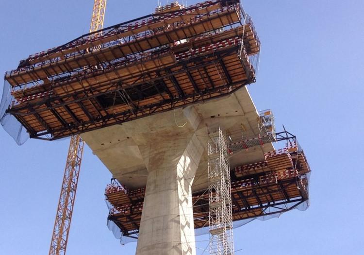 Norvegų įmonė Strukturas kartu su Prorentus pristato naujas pažiangias tiltų statybos technologijas