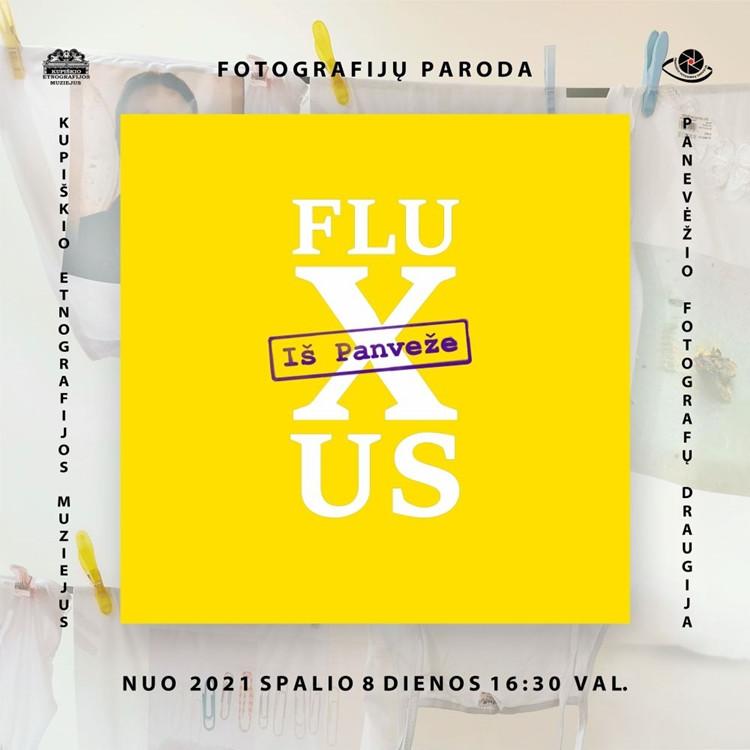 """Panevėžio fotografų draugijos parodos pristatymas """"FLUXUS iš Panevežę"""""""