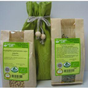 Ekologiškos Jadvygos žolelių arbatos - visiems skoniams ir metų laikams